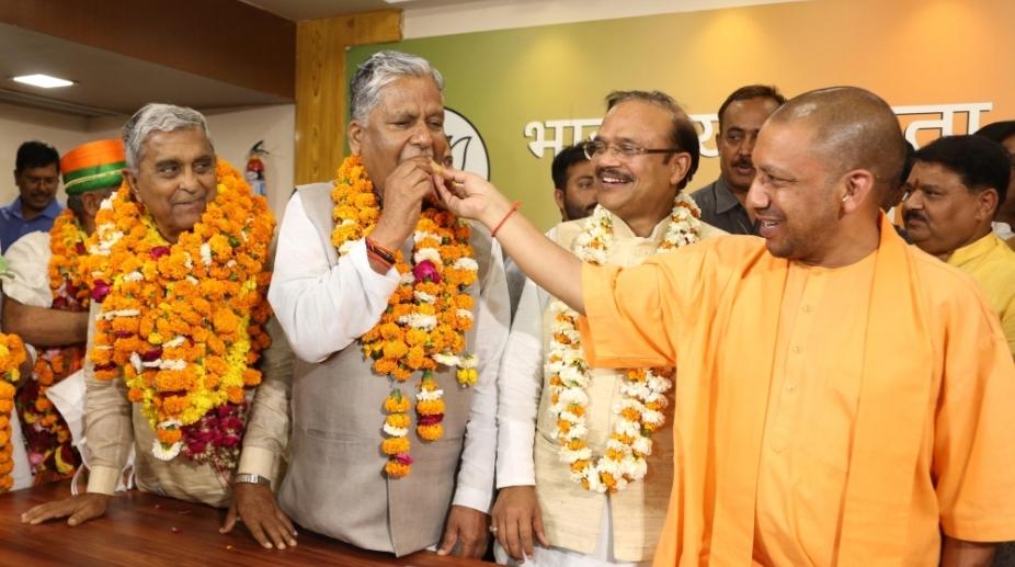 NDA tally in Rajya Sabha
