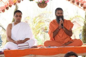 Baba Ramdev aims 1000 successors, starts by giving teaching to 88