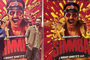 'Simmba' lead actor Ranveer Singh to train for high-octane action sequence