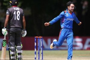 ICC Cricket World Cup Qualifier: Rashid spins Afghanistan to victory over UAE