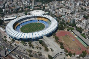 Former Brazil international slams state of Maracana pitch