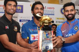 Nidahas Trophy 2018: India vs Sri Lanka match to go ahead despite emergency