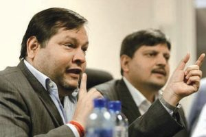 SA Guptas' ancestral house in UP raided