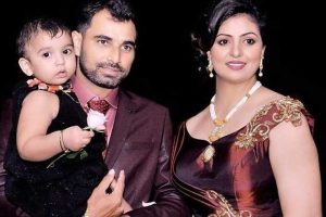 Mohammed Shami's wife Hasin Jahan slams Facebook for blocking her account