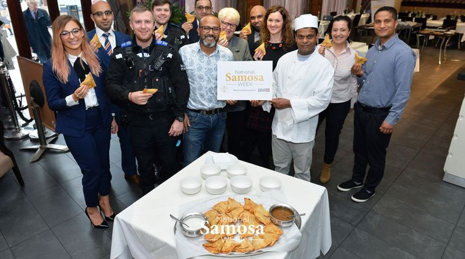 UK city to celebrate National Samosa Week in April