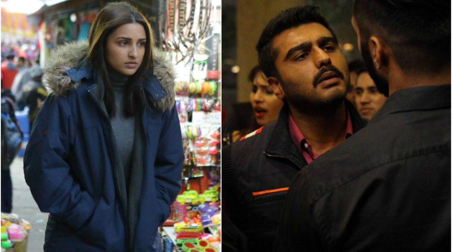 Parineeti Chopra, Arjun Kapoor, Sandeep Aur Pinky Faraar, Dibaker Banerjee