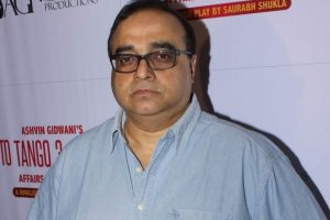I'm well, have no heart ailment: Rajkumar Santoshi