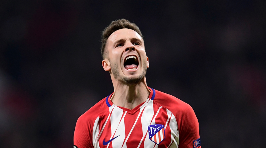 Saul Niguez, Atletico Madrid