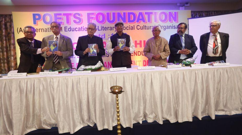 Amalendu Kundu book launch