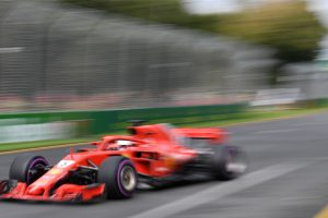 Australian GP FP 3: Ferrari's Sebastian Vettel goes fastest on slicks