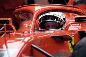 Hello halo: Thong-like safety device divides F1