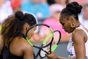 Indian Wells: Venus ousts Serena in clash of Williams sisters