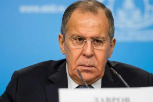 Russia vows 'harsh response' to US, EU over diplomats expulsion