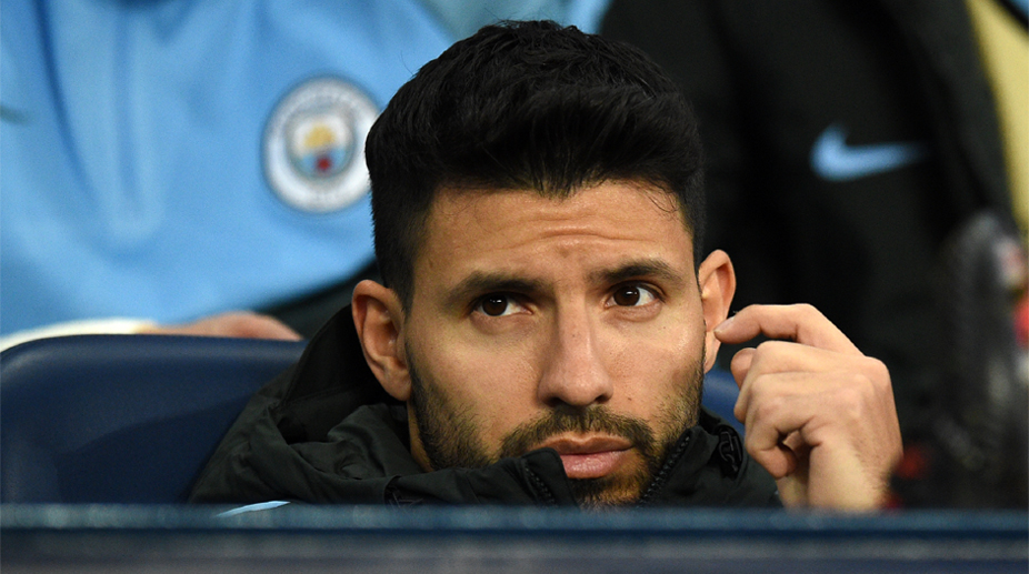 Aguero decides to replace Gabriel Jesus' on the treatment table