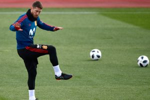 Hat-trick for Sergio Ramos! Spain and Real Madrid skipper announces arrival of baby boy