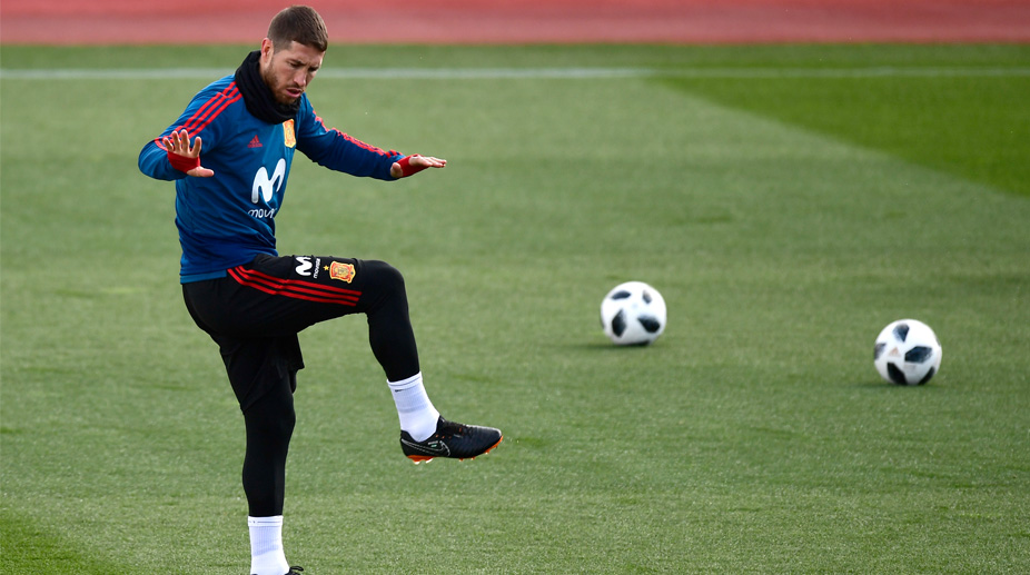 Sergio Ramos, Spain Football