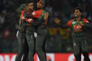 Nidahas Trophy 2018: Shakib Al Hasan, Nurul fined for breaching ICC Code of Conduct