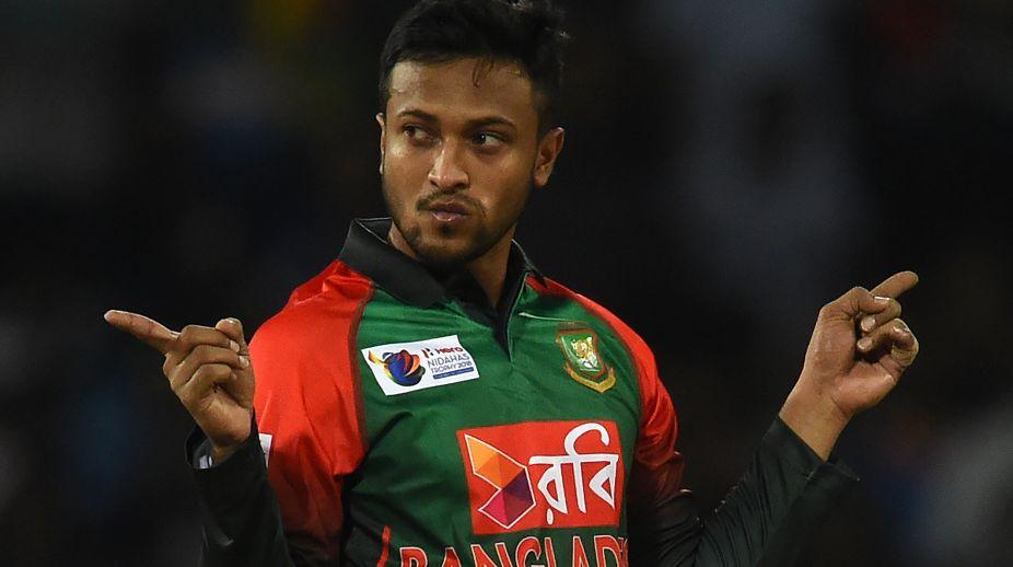 Shakib Al Hasan, Sri Lanka vs Bangladesh