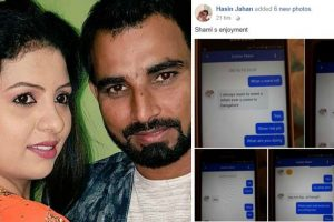 Mohammed Shami opens up on allegations leveled by wife Hasin Jahan
