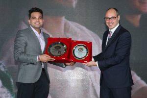 Sharda University Executive Director Prashant Gupta wins Most Influential Asians Under-40 award