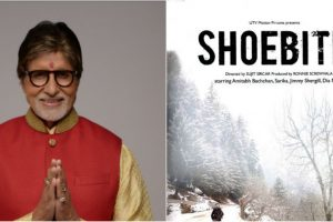 Amitabh Bachchan urges not to kill creativity, asks for 'Shoebite' release
