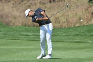 Shubhankar Sharma co-leads at Indian Open after Round 3