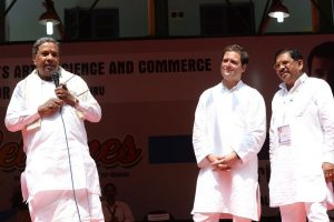 Karnataka Polls: Siddaramaiah focuses on Badami and Chamundeshwari seats