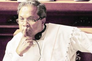 Karnataka CM Siddaramaiah dares Yeddyurappa to contest from his seat