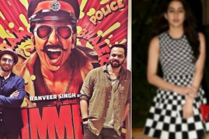 Revealed: 'Simmba girl' opposite Ranveer Singh
