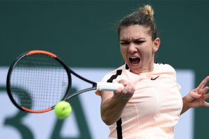 Indian Wells: Simona Halep, Venus Williams into quarters, Caroline Wozniacki stumbles