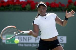 Indian Wells: Sloane Stephens sent packing