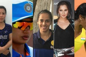 Women's Day: Let's celebrate our sports achievers