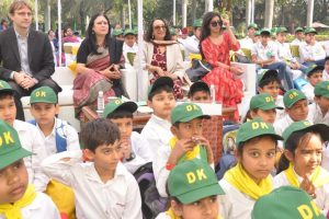 Springdales Schools' environment fest: Education in sync with nature
