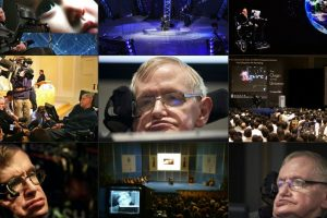 Major discoveries and books by Professor Stephen Hawking