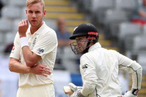 England 'need a hero' says Stuart Broad as New Zealand tighten grip