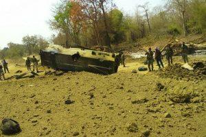 Chhattisgarh: 6 jawans killed in Dantewada IED blast, Naxal link suspected