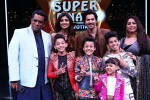 Bishal Sharma bags the trophy of 'Super Dancer Chapter 2'