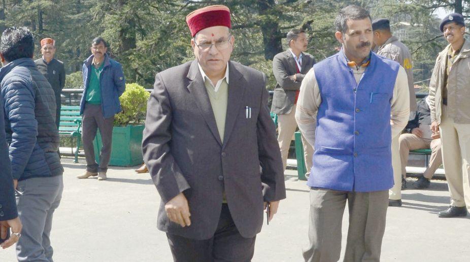Suresh Bhardwaj, Himachal Pradesh, Education Minister