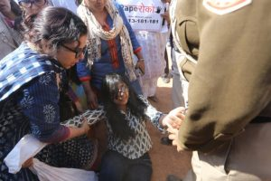 'Rape Roko': DCW chief Swati Maliwal detained on way to PMO