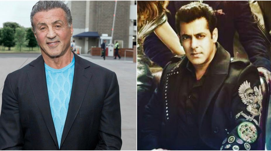 Race 3: Sylvester Stallone finally knows the right Salman Khan!