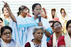 Mamata's unity call to defeat BJP in 2019