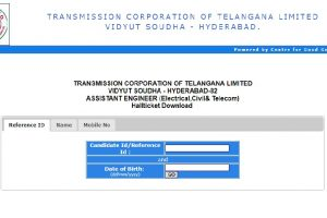 TSTRANSCO AE hall tickets/admit cards 2018 released at tstransco.cgg.gov.in | Download now