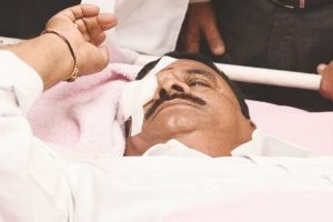 2 Cong MLAs expelled for attack on T'gana Guv