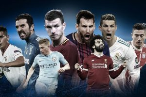 UEFA Champions League quarterfinals fixtures revealed