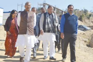 Uttarakhand Congress leader manhandles canteen operator