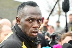 Watch: Usain Bolt's goal in Borussia Dortmund training