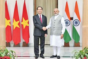 Dynamics of India's ties with Vietnam