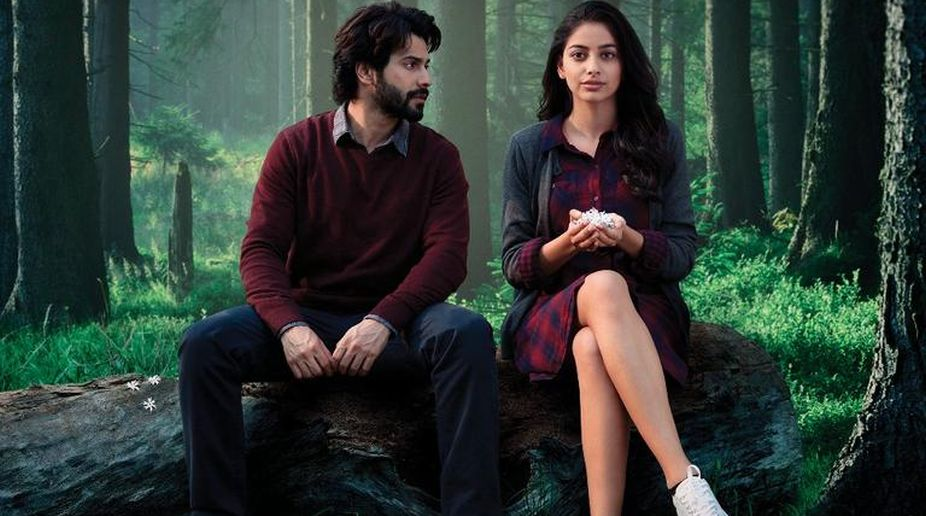 October   Official Trailer   Varun Dhawan   Banita Sandhu