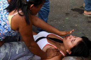68 killed in riot, fire at Venezuela prison