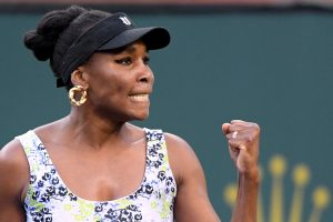 Indian Wells: Venus Williams routs Carla Suarez Navarro to reach semis